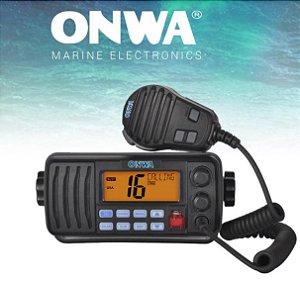 Rádio VHF KV-290 Onwa Marine