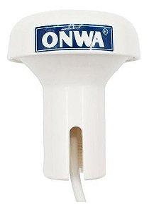 Antena externa receptor GPS Onwa Ka-07 Conector BNC