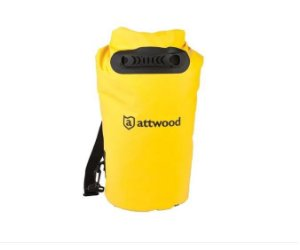 Bolsa Saco De Estanque 20 Litros Pvc A Prova D'água Attwood
