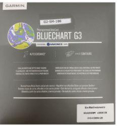 CARTA NAUTICA BLUECHART G3 COSTA LESTE/ FUNÇÃO ROTA AUTOMAT.