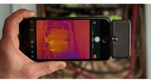 Flir One Pro Câmera Térmica para smartphone Apple IOS