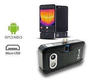 Flir One Pro LT câmera térmica para Android micro USB