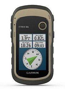 GPS Portátil Garmin eTrex 32x c/mapa TopoActive 010-02257-03