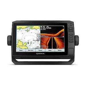 Gps Sonar Garmin EchoMap Plus 92sv c Transdutor 010-01900-01