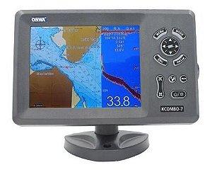 Navegador GPS SONDA Kcombo-7 Onwa Marine - sem transdutor