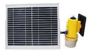 Rádio Boia Bastão Ais Com Placa  Solar   -  Modelo Ks-33nt_x