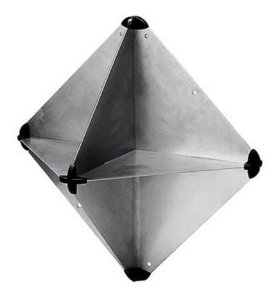 Refletor De Radar, 215x215x300mm