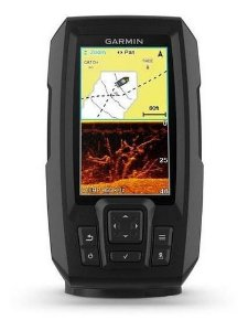 Sonar E Gps Garmin Striker 4cv Plus + Transd Gt20 Tm