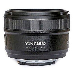 Lente Yongnuo YN50mm f/1.8 para nikon