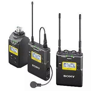 Microfone de Lapela Sony UWP-D16 sem Fio com Transmissor Plug-on Sony