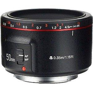 Lente Yongnuo  YN50C II para Canon