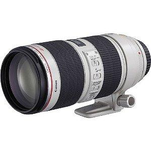 Lente Canon EF70-200 F/2.8L IS II USM