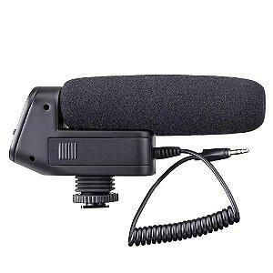Microfone direcional Boya BY-VM600