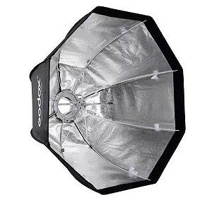 Octabox para tocha universal 120cm com case