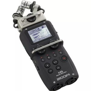 Gravador Digital Portátil ZOOM H5 Handy Recorder