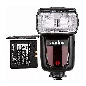 Flash GODOX V860F P/FUJIFILME COM BATERIA