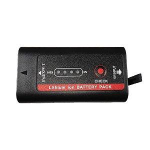 Bateria TIPO SONY F980 Expcom saída USB