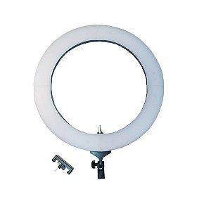 LED TOMATE RING LIGHT  MLG 048 BICOLOR +BOLSA + FONTE