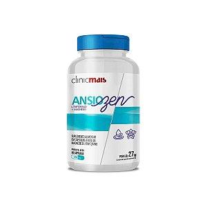 Ansiozen  L-triptofano e Magnésio 60 Capsulas- Clinicmais