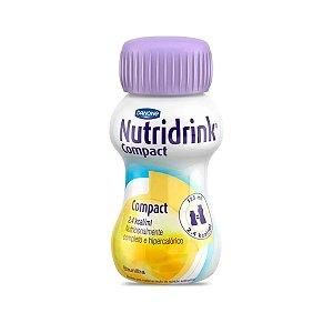 Nutridrink Compact - 125 ml - Sabor Baunilha - Danone