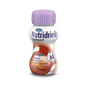 Nutridrink Compact - 125 ml - Sabor Chocolate - Danone