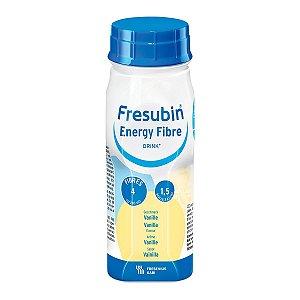 Fresubin Energy  Fibre Drink - Baunilha - 200ml - 1.5  - Fresenius