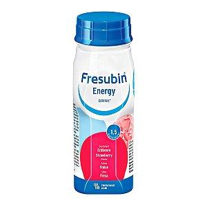 Fresubin Energy Drink - Morango - 200ml - 1.5 - Fresenius