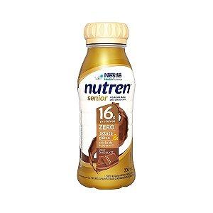 Nutren Senior 200ml - Sabor Chocolate - Nestlé