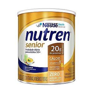 Nutren Senior 740g - Sem Sabor - Nestlé