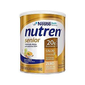 Nutren Senior 370g - Sem Sabor - Nestlé
