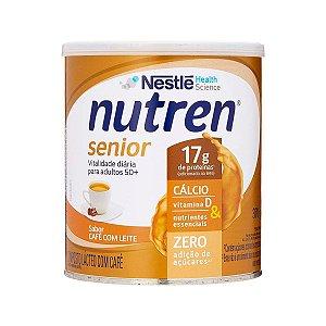 Nutren Senior 370g - Café com Leite - Nestlé