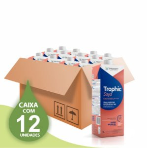 Trophic Soya 1L - Prodiet - Caixa com 12 unidades