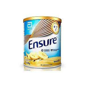 Ensure 400g - Sabor Banana - Abbott