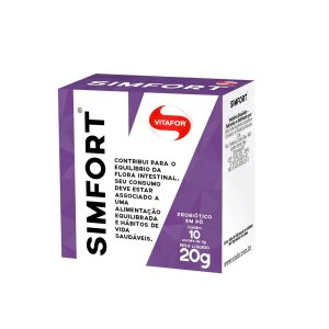 Simfort 10 Sachês - Vitafor