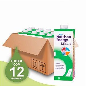 Nutrison Energy 1.5 - Danone  - Caixa com 12 unidades