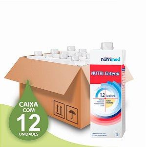 Nutri Enteral 1.2 - Nutrimed - Caixa com 12 unidades