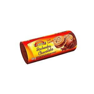 Biscoito Recheado 65g - Sabor Chocolate - Sem Lactose - Liane