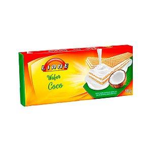 Biscoito Wafer Coco 115g - APLV - Liane