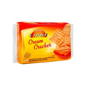 Biscoito Cream Cracker 400g - APLV - Liane