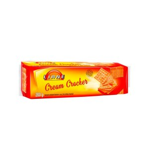 Biscoito Cream Cracker 200g - APLV - Liane