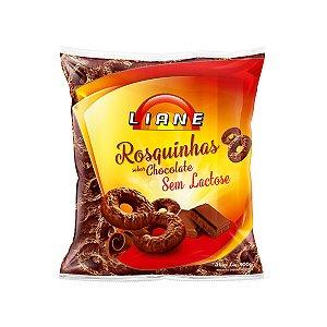 Rosquinha 400g - Sabor Chocolate - Sem Lactose - Liane