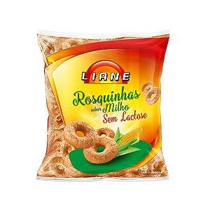 Rosquinha 400g - Sabor Milho - Sem Lactose - Liane