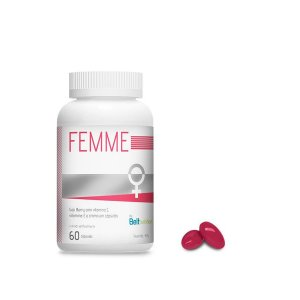 Femme - 60 Cápsulas - Beltnutrition