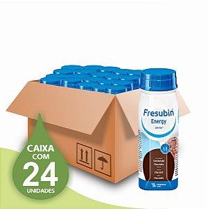 Fresubin Energy Drink - Chocolate - 200ml - 1.5 - Fresenius - Caixa com 24unidades
