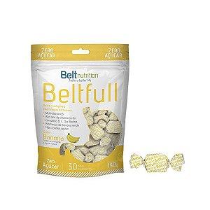 Beltfull - Sabor Banana - 30 Balas Mastigáveis - Beltnutrition
