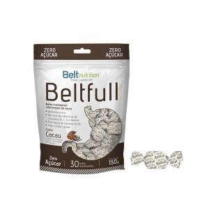 Beltfull - Sabor Cacau - 30 Balas Mastigáveis - Beltnutrition