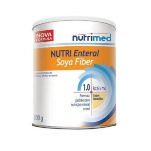 Nutri Enteral Soya Fiber - 800g - Nutrimed