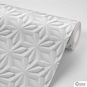 Papel de Parede Adesivo 3D Floco de Neve