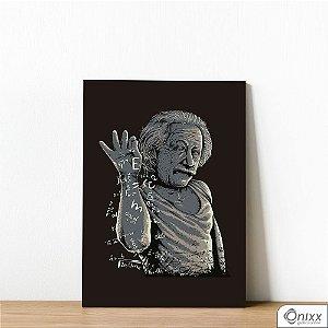 Placa Decorativa Einstein Bae