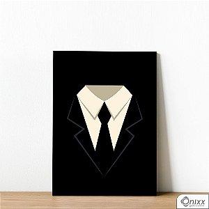 Placa Decorativa Men In Black
